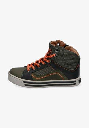 SNEAKERS DYLAN - Sneakers hoog - groen