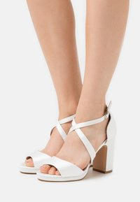 Anna Field - Platform sandals - white - 0