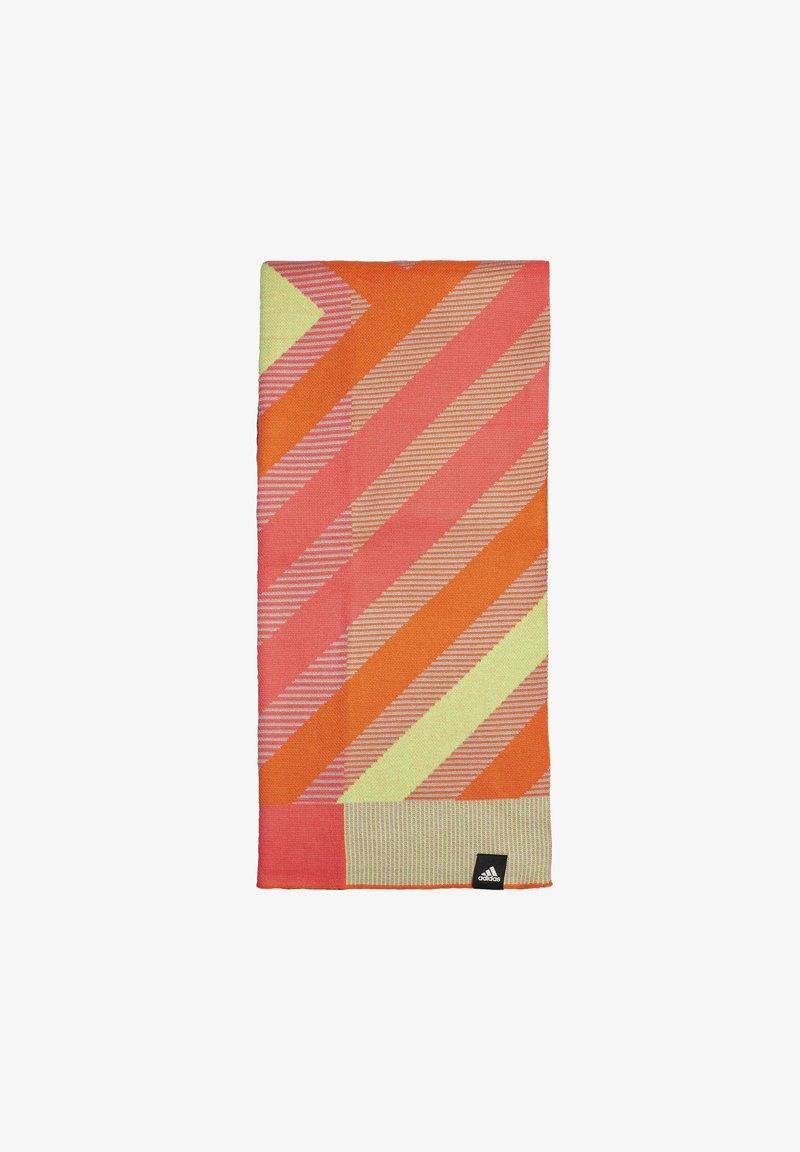adidas Performance - PRIME SCARF - Hals- og hodeplagg - pink