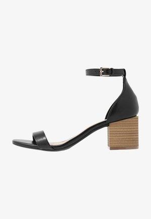 MAKENZIE - Chaussures de mariée - black