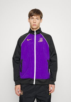 Tuta - field purple/black/white