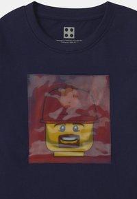 LEGO Wear - LENTICULAR - Long sleeved top - dark blue - 3