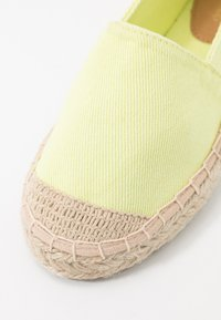 Even&Odd - Espadrilles - light yellow - 2