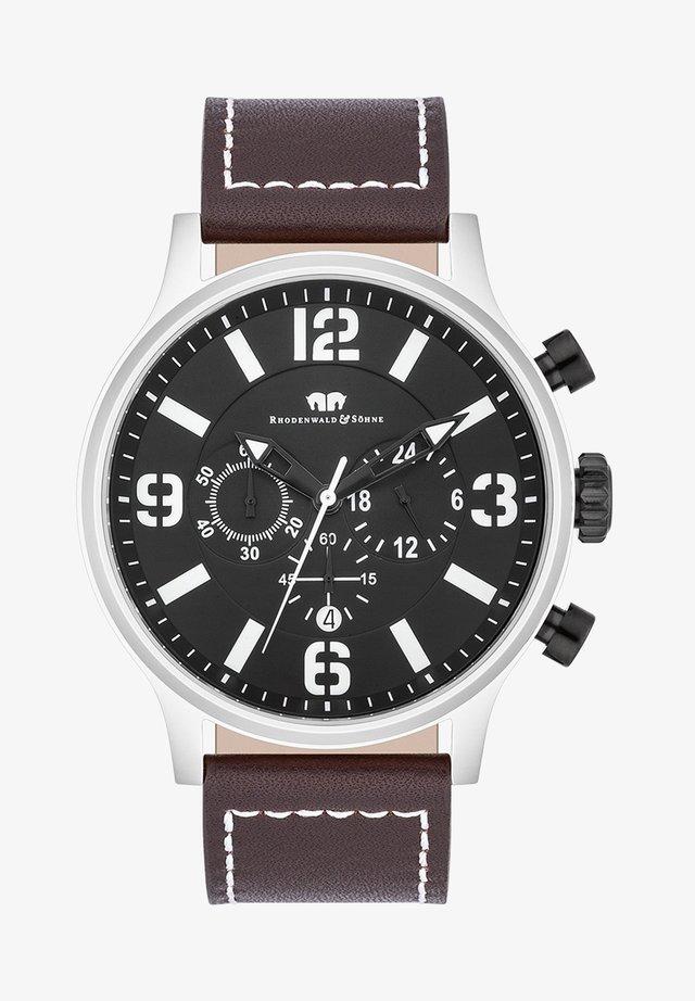 PACKLEADER II  - Cronografo - braun