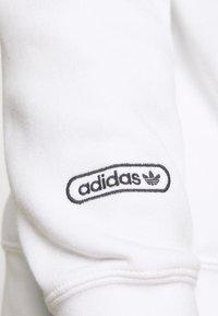 adidas Originals - HOODY UNISEX - Sweatshirt - white - 3