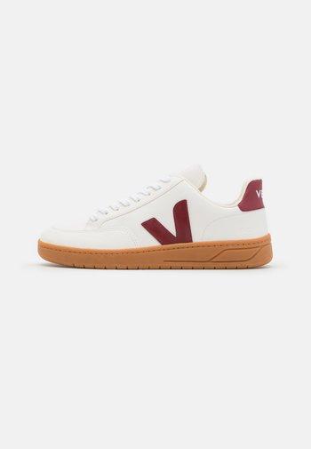 V-12 - Sneakers basse - extra white/marsala