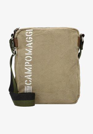 Across body bag - olive