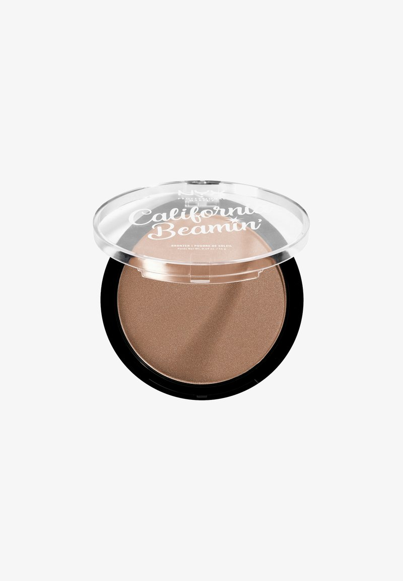 Nyx Professional Makeup - CALIFORNIA BEAMIN´ FACE & BODY BRONZER - Bronzeur - 2 the golden one