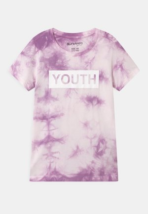 GIRLS - Print T-shirt - softlavendel
