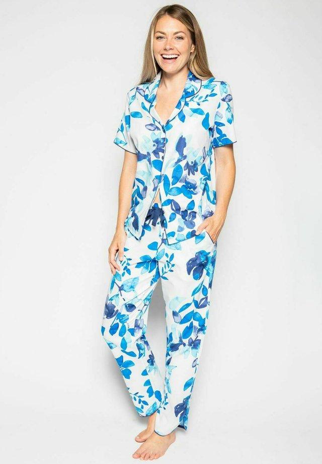 LIBBY  - Haut de pyjama - blue floral