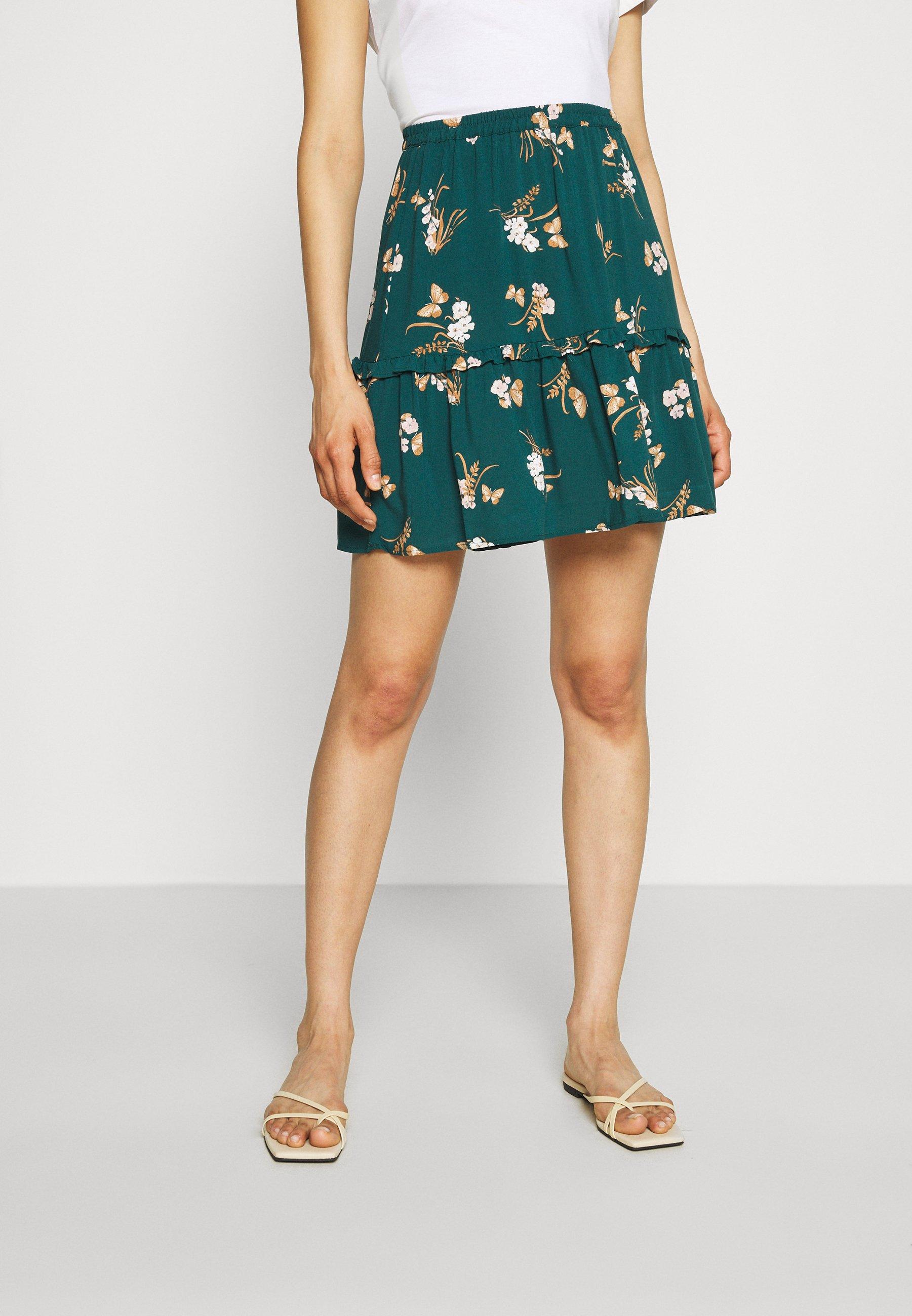 Mujer VMSIMPLY EASY SHORT SKIRT - Minifalda