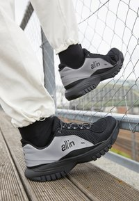 all in - ID UNISEX - Trainers - black - 2