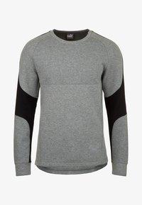 Puma - EVOSTRIPE CREW TRAININGSSWEAT HERREN - Sweatshirt - gray - 0