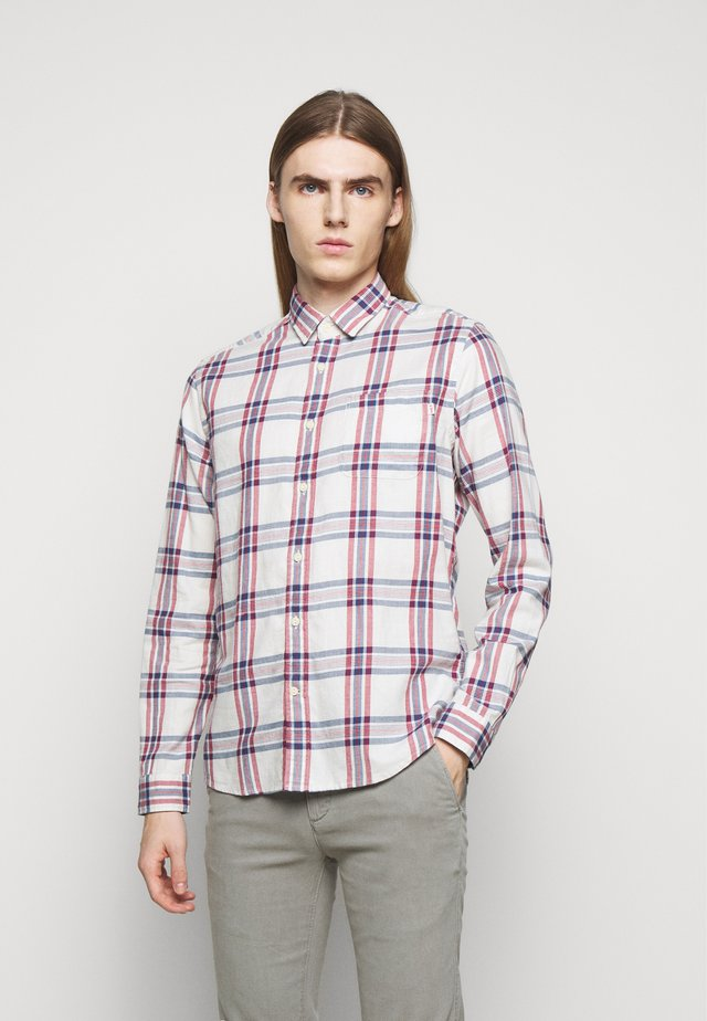 Shirt - ecru/multi