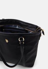 U.S. Polo Assn. - HOUSTON BAG - Handbag - black - 3