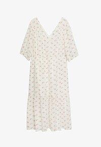 Violeta by Mango - Day dress - blanc cassé - 1