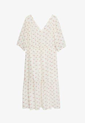 Day dress - blanc cassé
