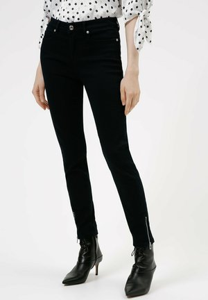 CHARLIE - Slim fit jeans - dark blue