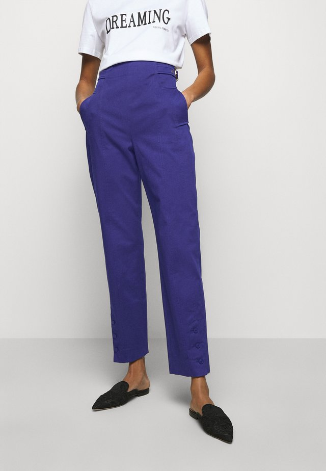 TROUSERS - Broek - blue