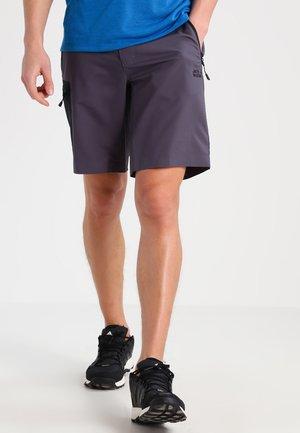 ACTIVE - Outdoor shorts - dark iron