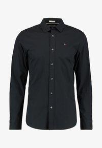 ORIGINAL STRETCH - Skjorta - black