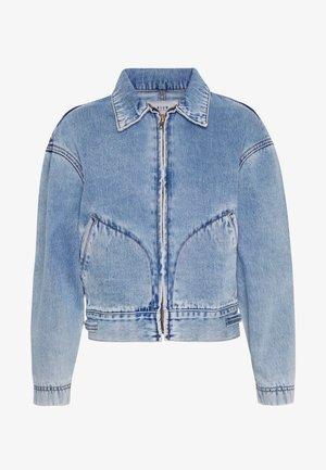 FRANKLIN JACKET - Denim jacket - blue soul