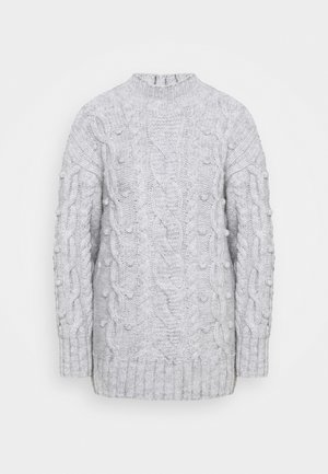ULTIMATE CABLE  - Jumper - grey light marl