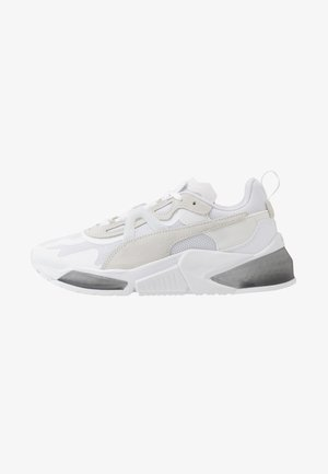 LQDCELL OPTIC PAX - Sports shoes - white/metallic silver