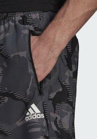 adidas Performance - AEROREADY  - Shorts - grey - 3