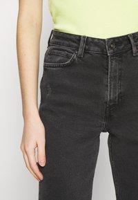 JDY - JDYKAJA LIFE - Jeans a sigaretta - black denim - 5