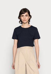 Marc O'Polo - Basic T-shirt - night sky - 0