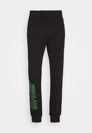 FELPA - Tracksuit bottoms - black