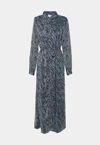Vero Moda Tall - VMRYLEE MALLY SHIRT DRESS  - Maxi dress - flint stone - 4