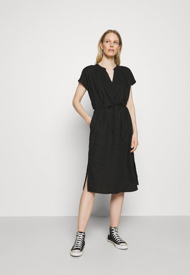 Sukienka letnia - deep black