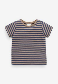 Next - 2 PACK  - T-shirt con stampa - blue - 2