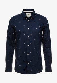 TOM TAILOR - FLOYD CONVERSATION - Shirt - blue - 4