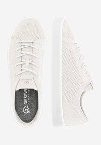 Giesswein - WOOL - Trainers - arctic white - 3