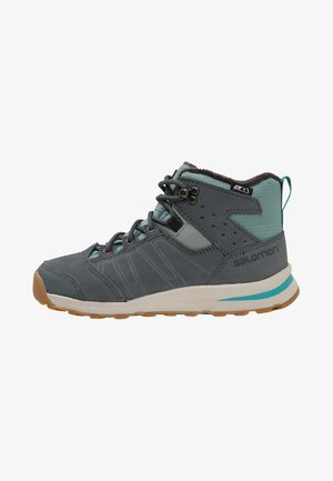 UTILITY TS  - Hiking shoes - trellis/stormy weather/tropical green