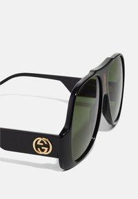 Gucci - UNISEX - Occhiali da sole - black/green - 2