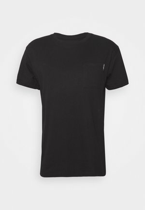 REFLECT - T-shirt con stampa - black