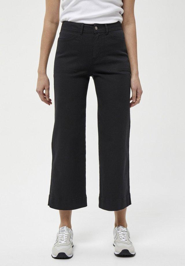 FLORENCE - Pantaloni - black