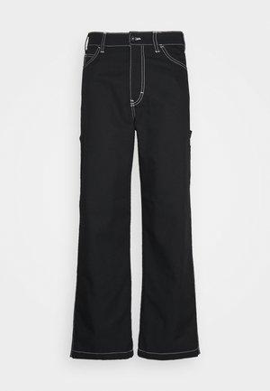 SAIMAA UNISEX - Pantaloni - black
