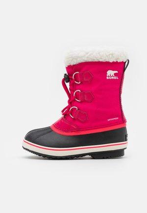 YOUTH YOOT PAC - Zimní obuv - bright rose