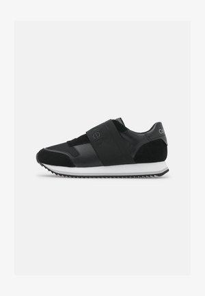 ELASTIC RUNNER - Zapatillas - black