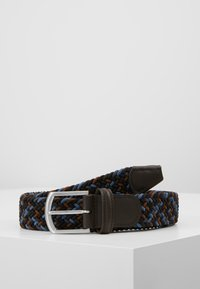 Anderson's - STRECH BELT UNISEX - Braided belt - multi-coloured - 0
