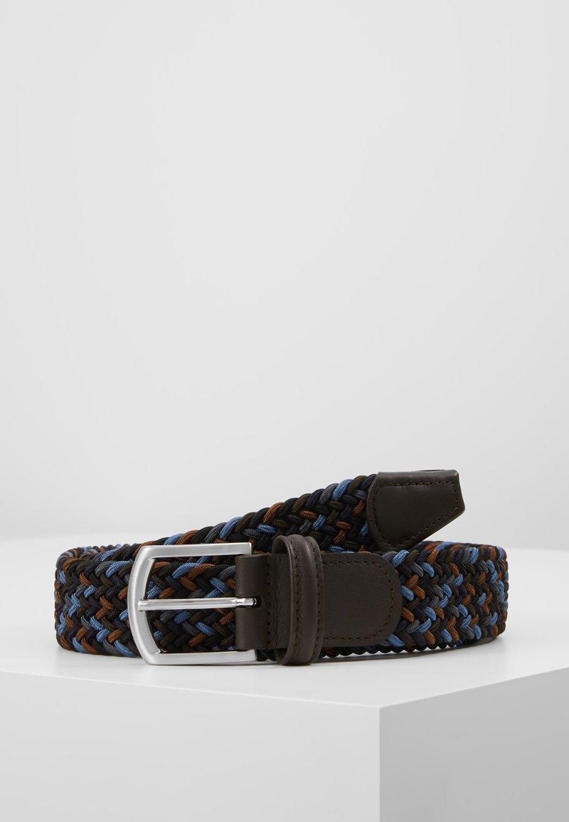 Anderson's - STRECH BELT UNISEX - Braided belt - multi-coloured