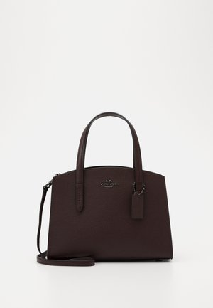 CHARLIE CARRYALL - Handbag - oxblood