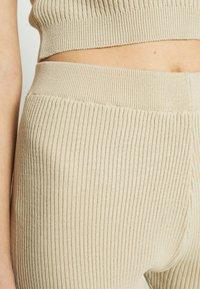Topshop - FLARE - Kalhoty - neutral - 5