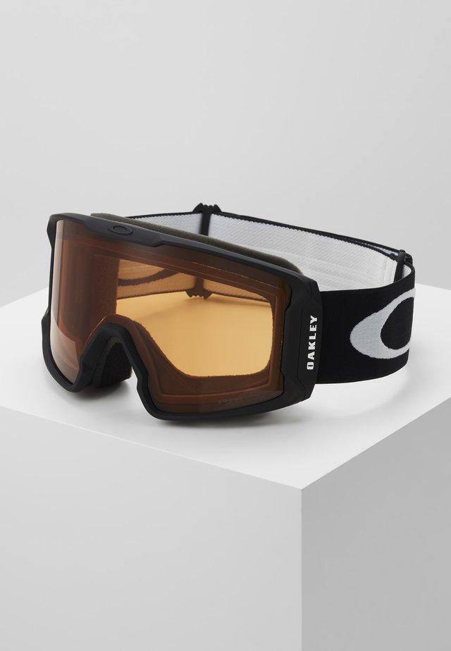 LINE MINER - Skibril - black