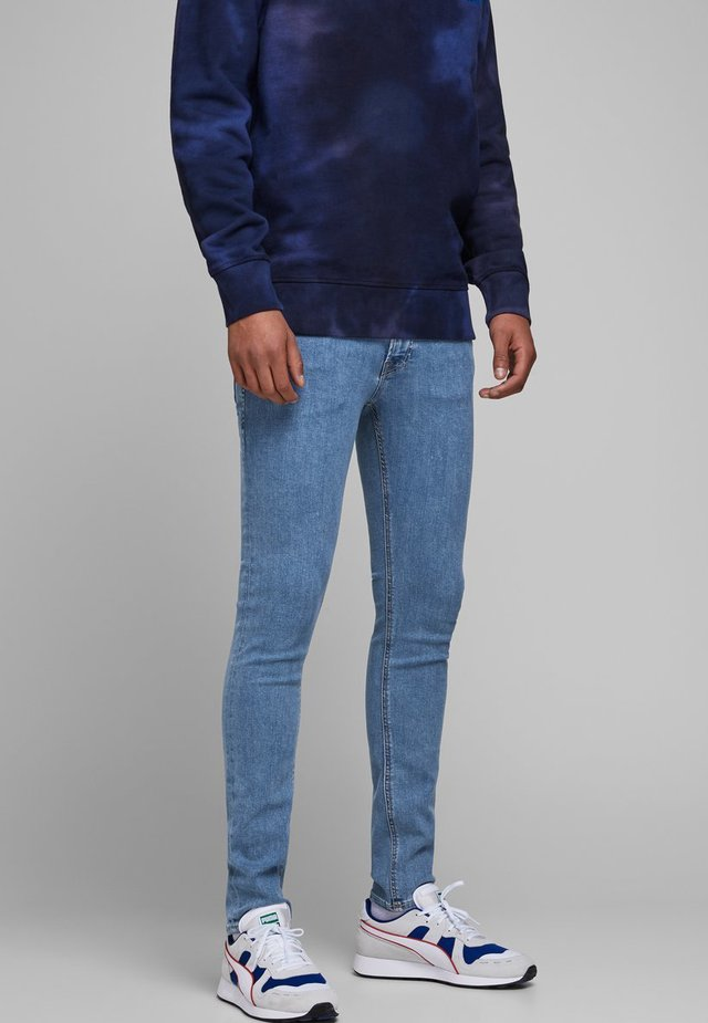 LIAM ORIGINAL - Vaqueros pitillo - blue denim
